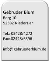 Gebrueder Blum grau